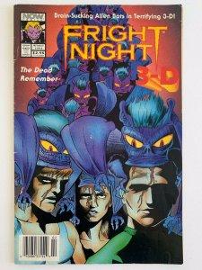 Fright Night 3-D #1   Now Comics FN RARE!