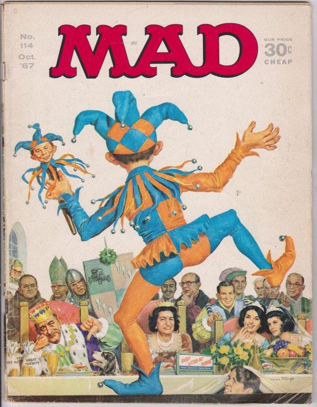 Mad #114
