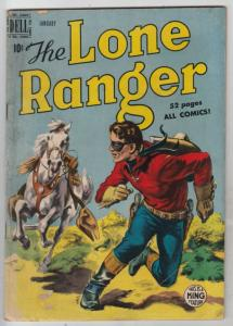 Lone Ranger, The #19 (Jan-50) VG/FN- Mid-Grade The Lone Ranger, Tonto, Silver