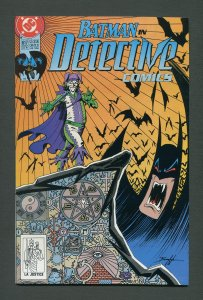 Detective Comics #617 / 9.4 NM (JOKER)  July 1990 (E)