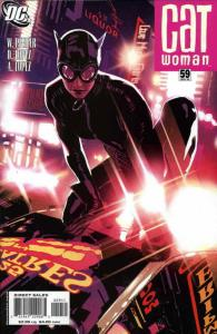 Catwoman (3rd Series) #59 VF/NM; DC   save on shipping - details inside