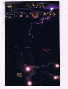Eye Of The Storm #1 VF Rival Comics Comic Book 1994 DE18