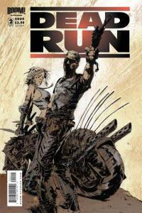 Dead Run #2, NM (Stock photo)