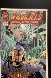 WildC.A.T.s: Covert Action Teams #27 (1996)