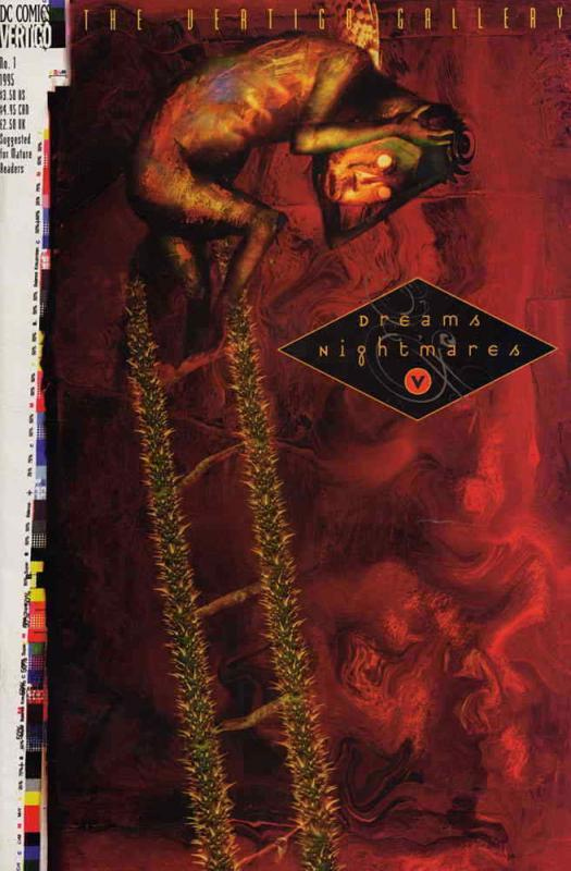 Vertigo Gallery, The: Dreams and Nightmares #1 VF/NM; DC/Vertigo | save on shipp