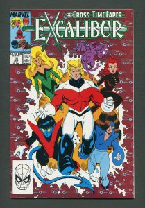 Excalibur #18  /  9.4 NM   January 1990