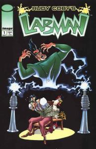 Labman #1 VF/NM; Image | save on shipping - details inside