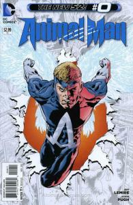 Animal Man (2nd Series) #0 VF; DC | save on shipping - details inside