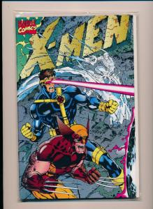 Marvel X-MEN #1 A LEGEND IS REBORN~Variant~ VERY FINE (SRU467)