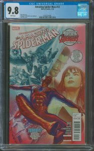 Amazing Spider-Man #11 CGC Graded 9.8