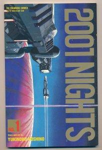 2001 Nights (1990) #1 NM-