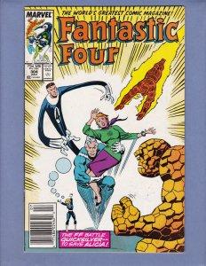Fantastic Four #304 FN Marvel 1987