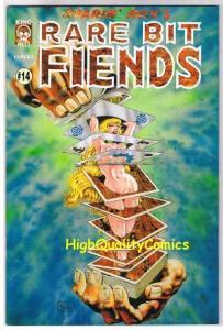 RARE BIT FIENDS #14, NM, Rick Veitch, King Hell Press, 1994, Independent