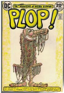 PLOP 2 FN+ Dec. 1973 COMICS BOOK