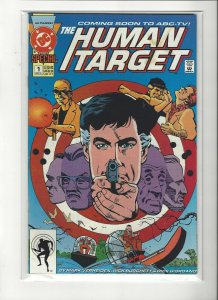 The Human Target Special #1 (1991) One-Shot  VF/NM Marvel
