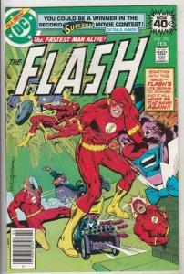 Flash, The #270 (Feb-79) NM- High-Grade Flash