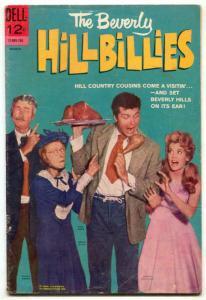 Beverly Hillbillies #12 1967- Dell TV comic VG+