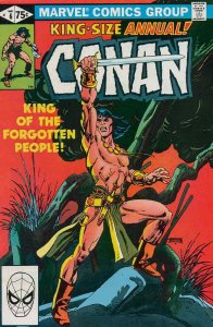 Conan the Barbarian Annual #6 VF/NM; Marvel   save on shipping - details inside