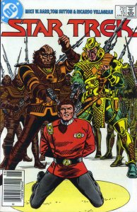 Star Trek (3rd Series) #15 (Newsstand) FN; DC   save on shipping - details insid