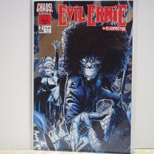 Evil Ernie: The Resurrection #2 (1993) NM Unread