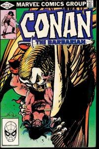Marvel Comics Group! Conan! Issue 135!