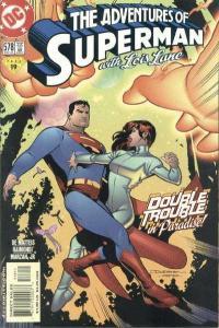 Adventures of Superman (1987 series) #578, NM (Stock photo)