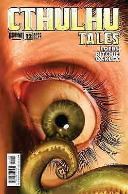 Cthulhu Tales (2nd Series) #12A VF/NM; Boom! | save on shipping - details inside