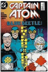 Captain Atom #20 (1988) VF-NM