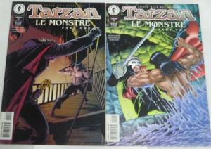 TARZAN (1996 DH) 11-12 Le Monstre