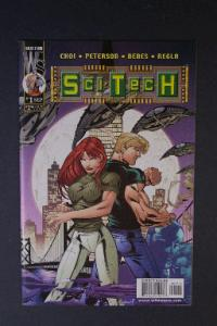 Sci-Tech #1 Sep 1999 First Print Wildstorm