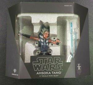 Star Wars Ahsoka Tano Diamond Select Gentle Giant 1:7 Scale Figurine Toy
