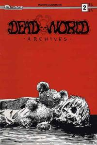 Deadworld Archives #2 FN; Caliber | save on shipping - details inside