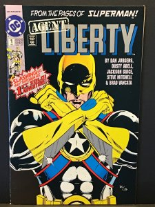 Agent Liberty Special #1 (1992)