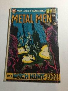 Metal Men 38 Gd+ Good+ 2.5 DC Comics