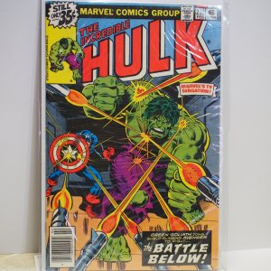 The Incredible Hulk #232 (1979) Very Fine. Avengers appearance.
