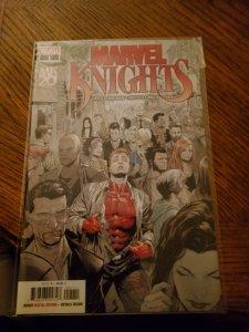 Marvel Knights: 20th #1 (2019)