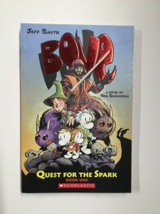 Bone Quest For The Spark Book One Tpb Softcover Sc Near Mint Nm Scholastic