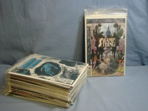 Swamp Thing DC Vertigo Comics LOT 46 Books Vol 2 Alan Moore & More L@@K