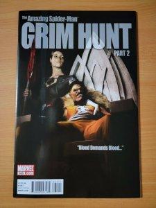 Amazing Spider-Man #635 ~ NEAR MINT NM ~ 2010 Marvel Comics