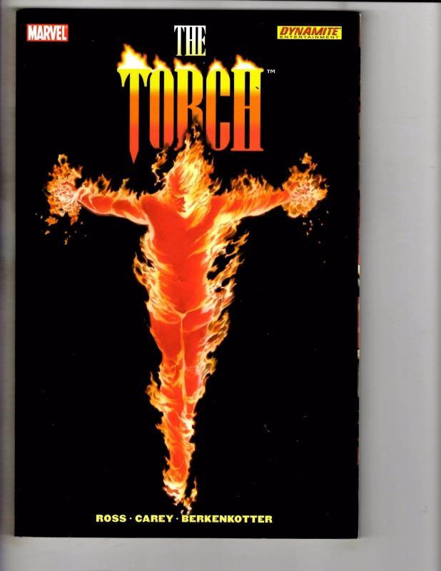 The Torch Marvel Comics Tpb Graphic Novel Comic Book Captain America