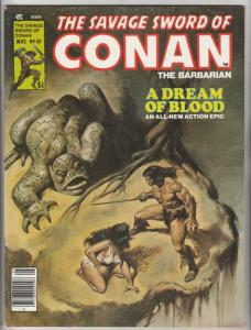 Savage Sword of Conan #40 (May-79) VF/NM High-Grade Conan