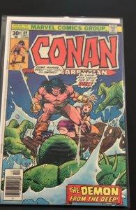 Conan the Barbarian #69 (1976)