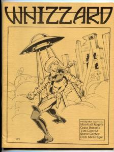 Whizzard #13 1980- Fanzine- Ditko's New Dimension- Marshall Rogers
