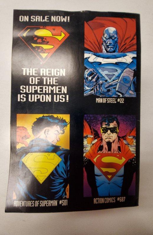 Superman #78 (1993) NM DC Comic Book J667