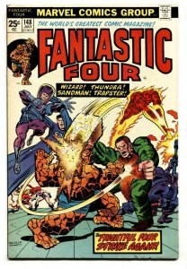 FANTASTIC FOUR #148 comic book-1974-Marvel VF/NM