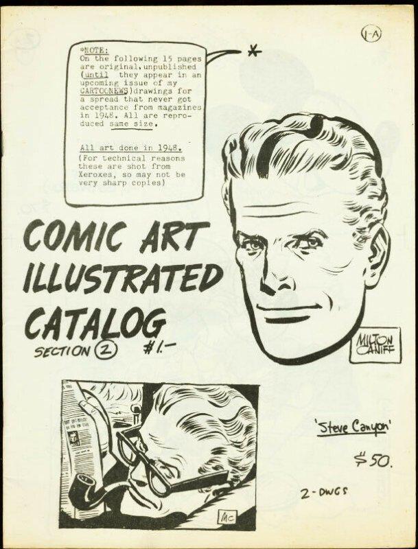 CARTOON MUSEUM PUBLICATIONS #2-BOB KANE-LITTLE NEMO VG/FN