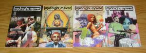 Midnight Mover #1-4 VF/NM complete series - gary phillips - jeremy love 2 3 set