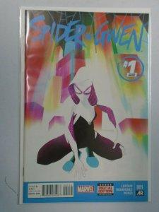 Spider-Gwen #1 8.0 VF (2015)