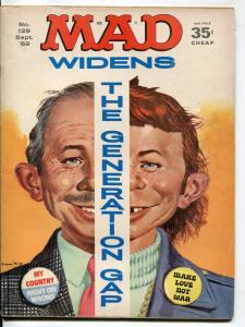 Mad-Magazine-#129-1969-Mort Drucker-Don Martin-David Berg-Norman Mingo