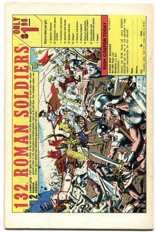 THE PHANTOM #57 1973-CHARLTON COMICS-WITCH DOCTOR FN / HipComic